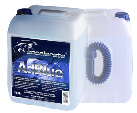 Accelerate AdBlue